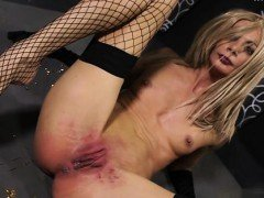 Amateur couple punished